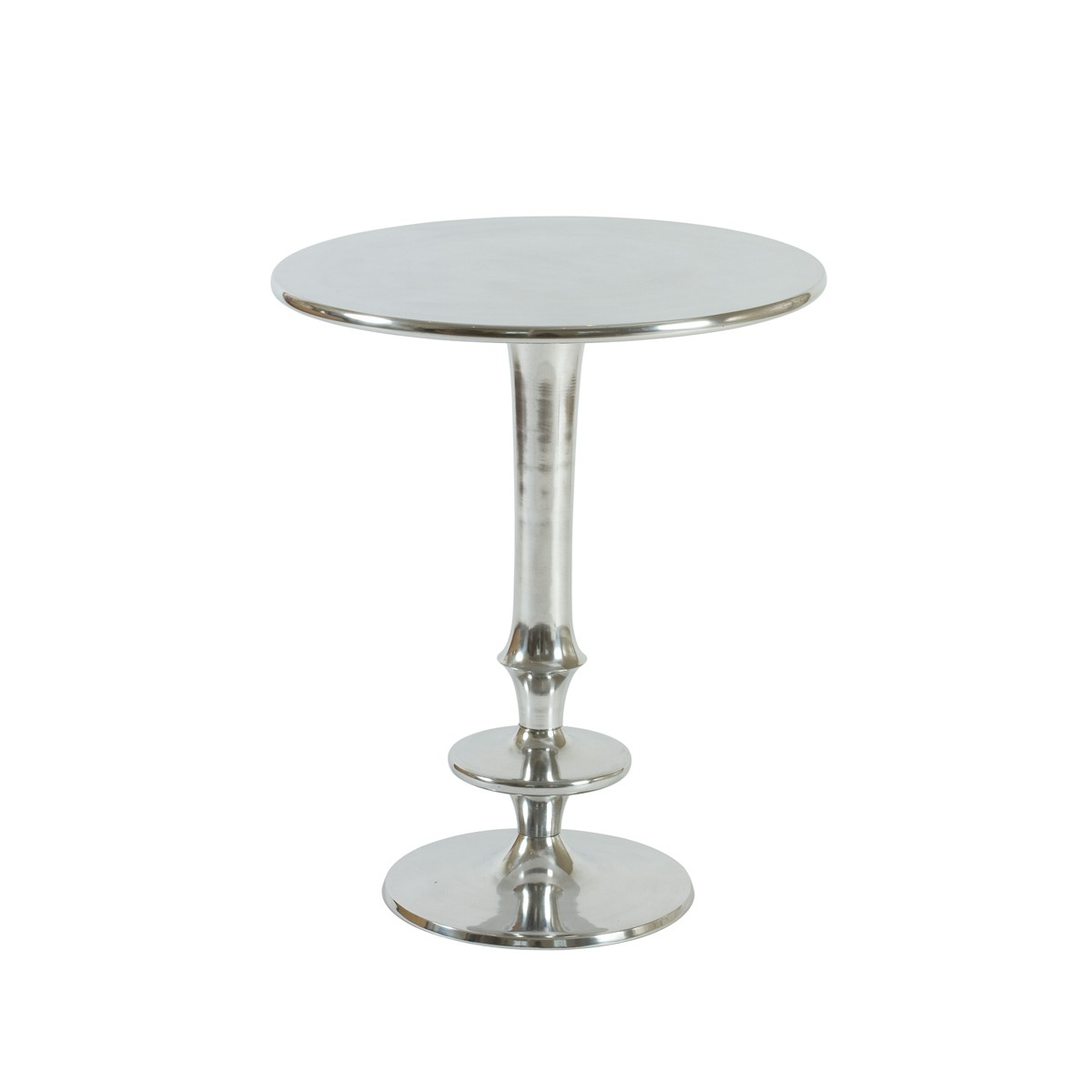 Aluminium Milano Tisch Side Table