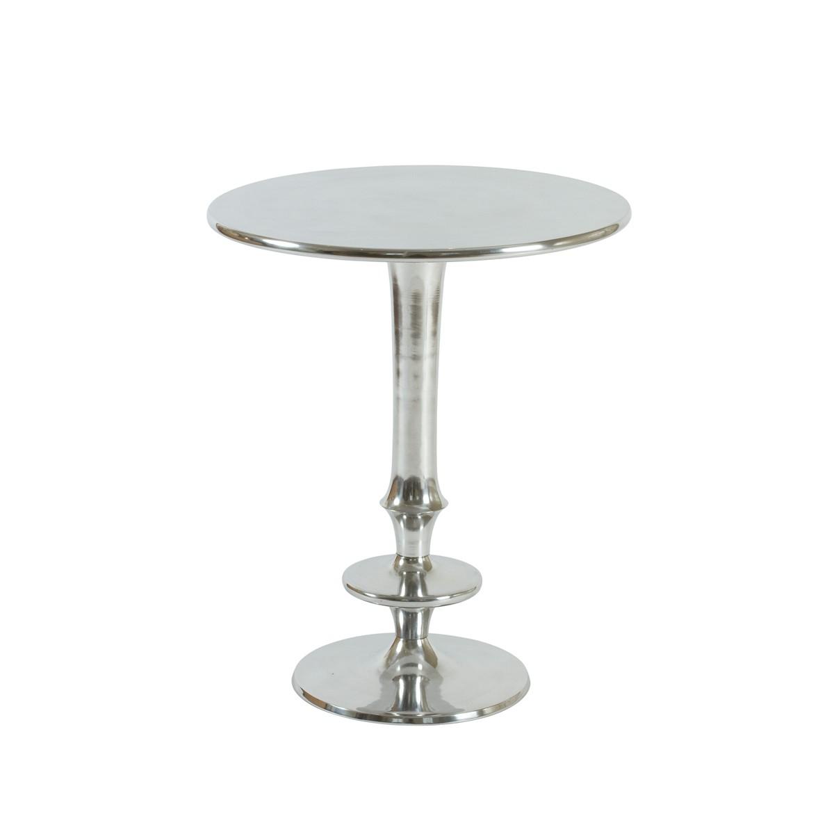 Aluminium Milano Tisch Side Table