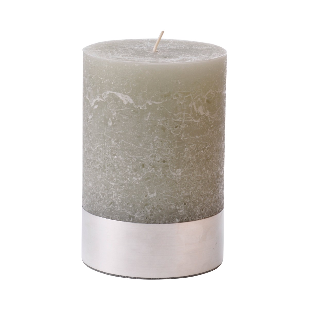 Angel Natural - Medium Stone Pillar Candle