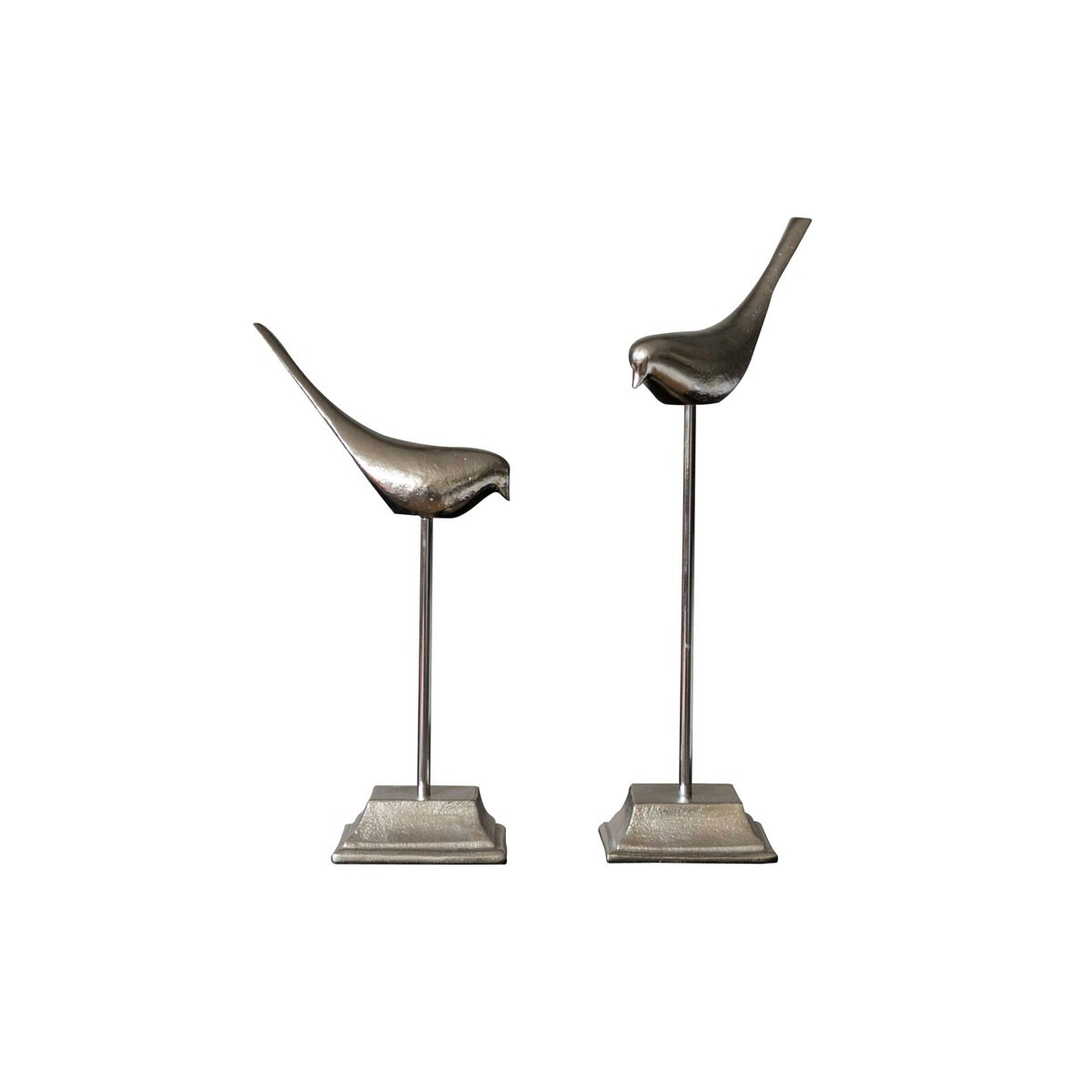Earhart - Aluminium Bird Decorative