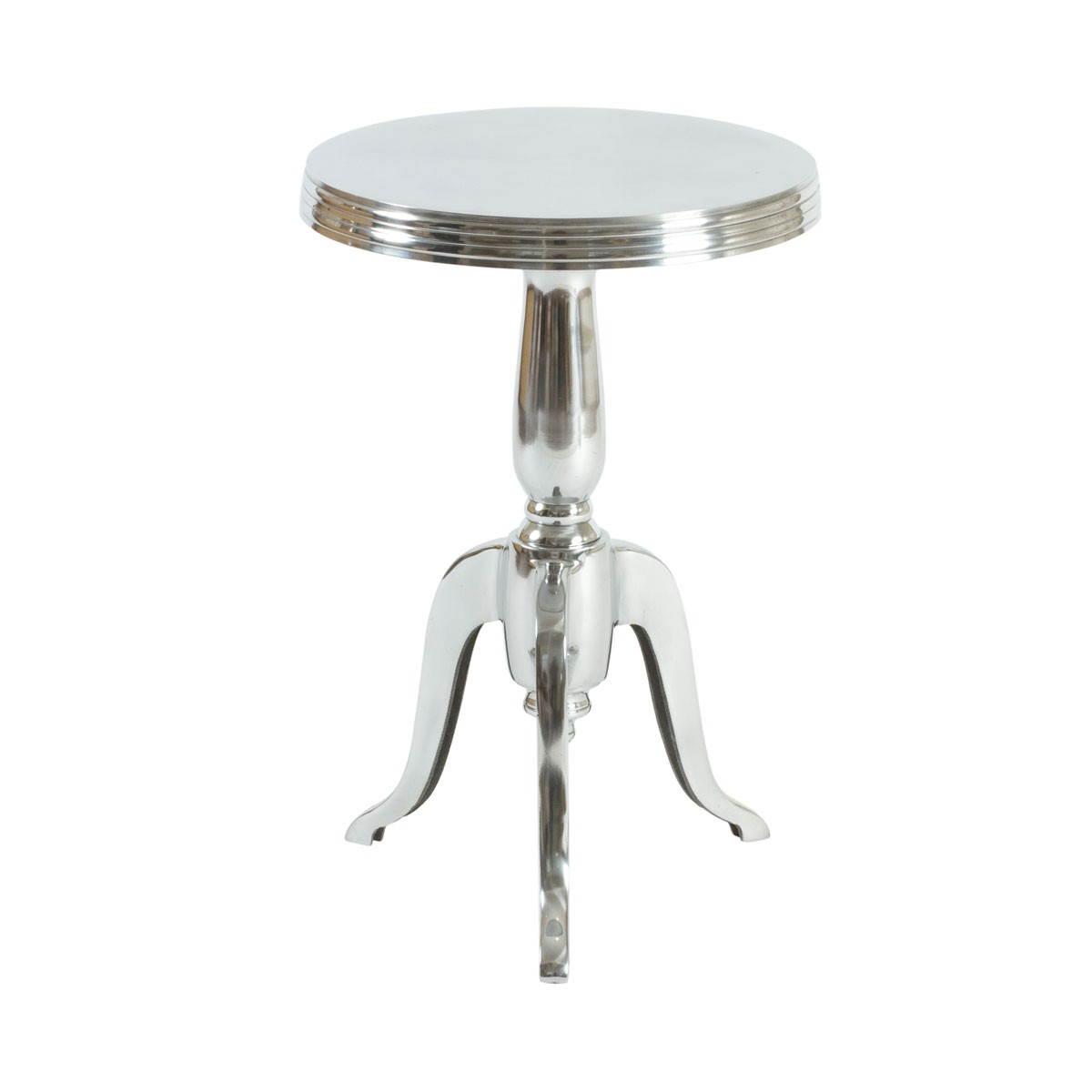 Bullet- Bullet  Aluminium  Side Table or Occasional Table