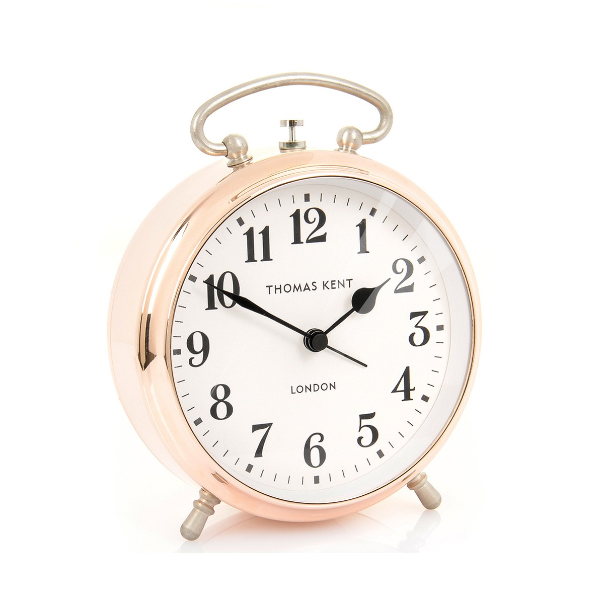 Ari - Rose Gold Alarm Clock