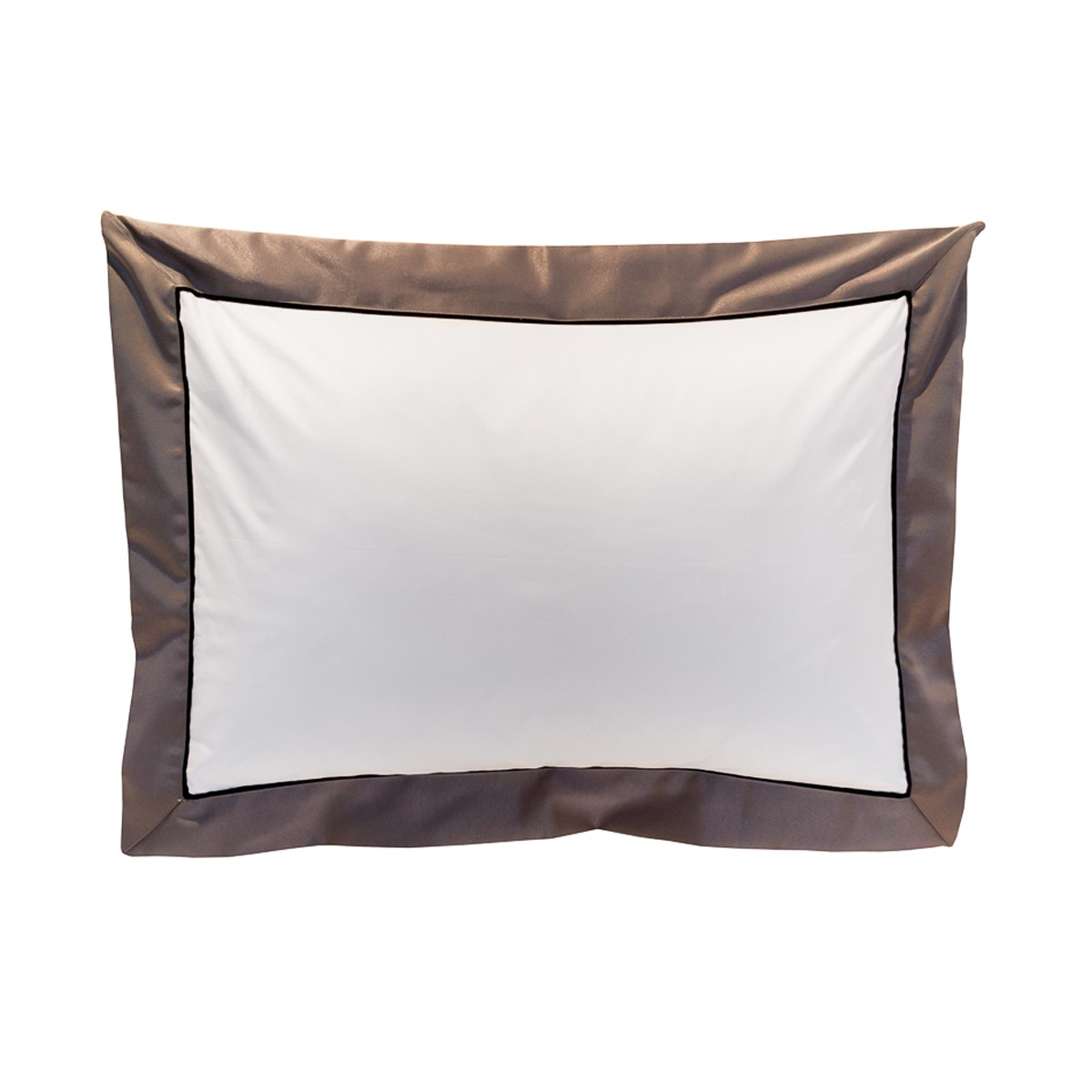 Deep Border Oxford Regular Pillow Case