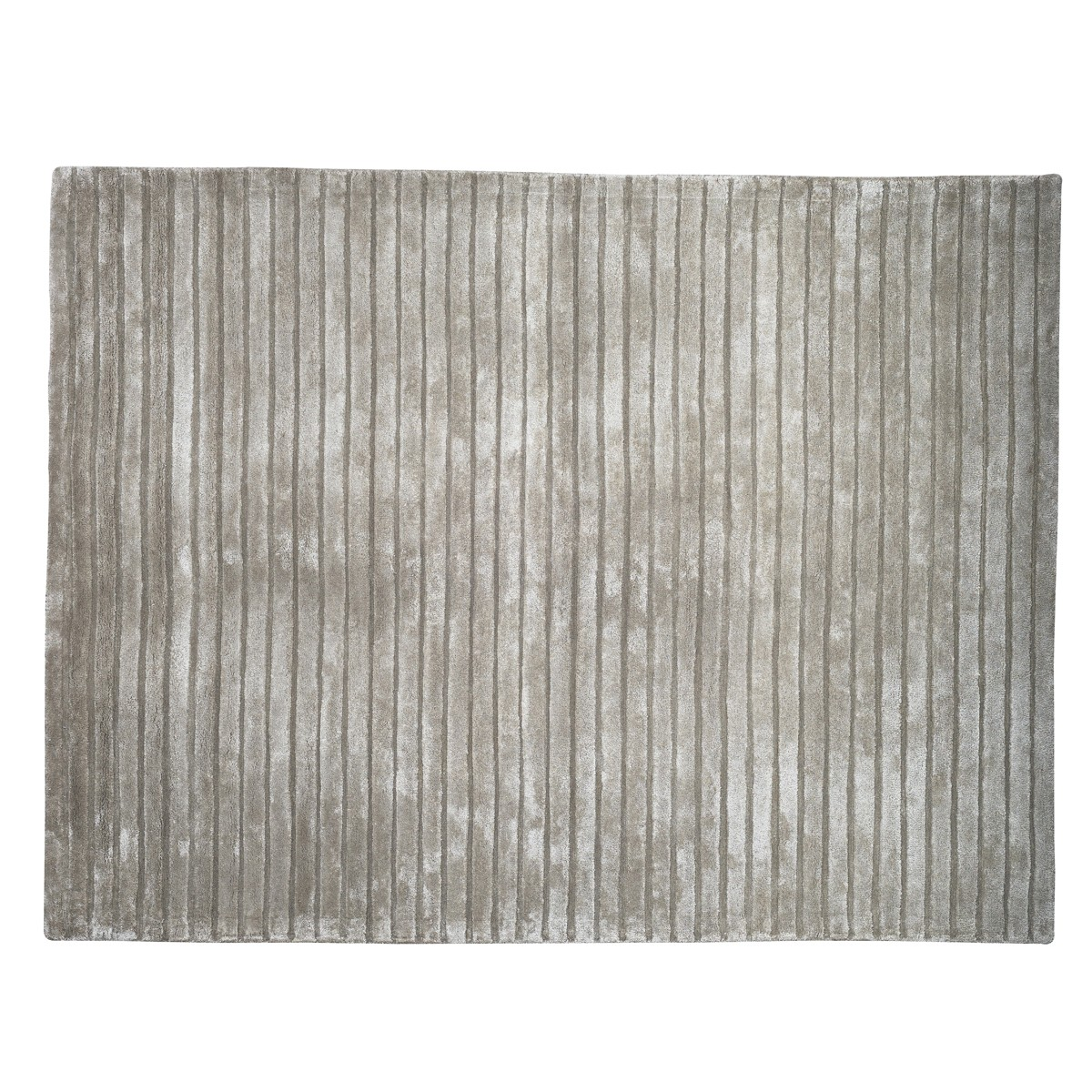 Envy -  Stripe Rug  in Grey