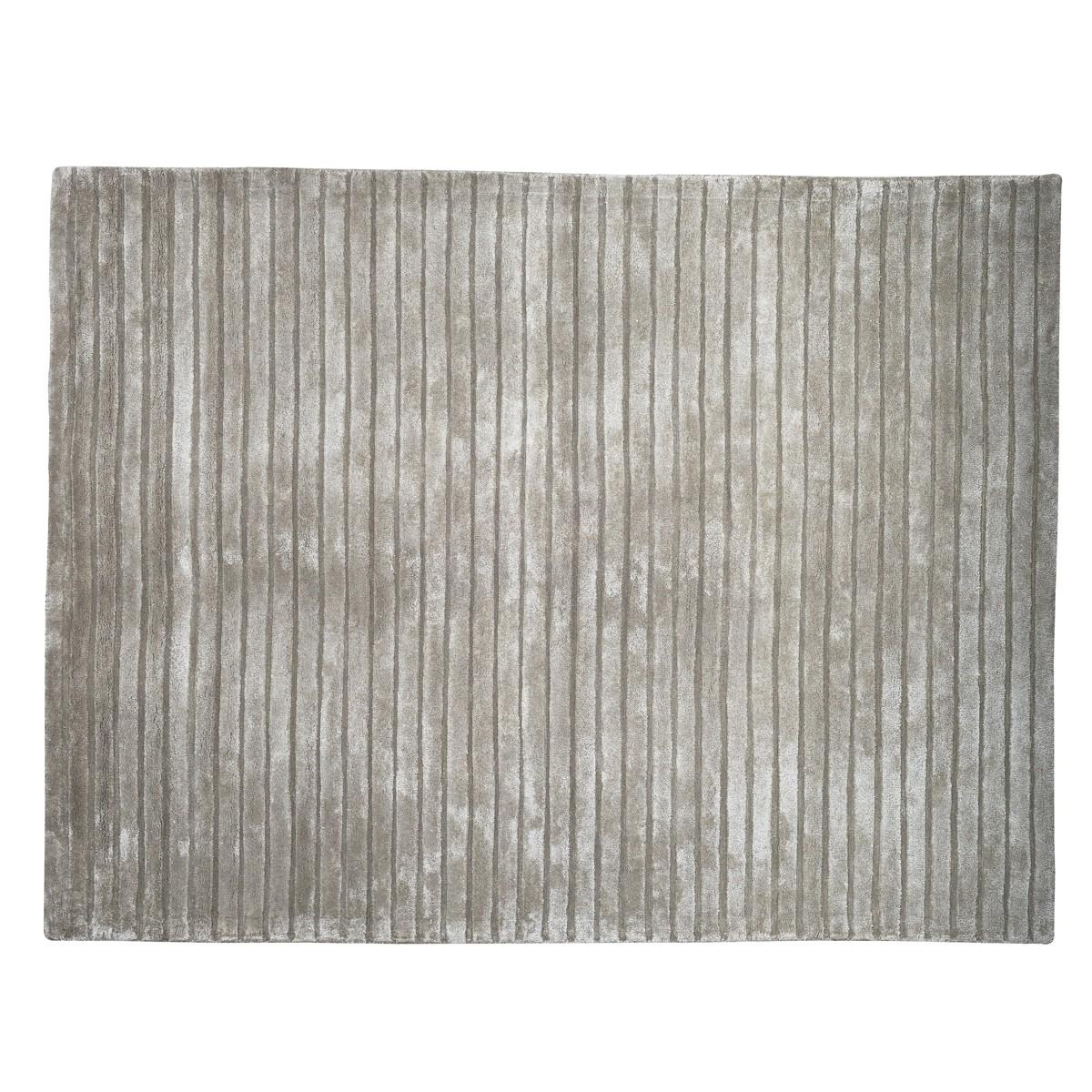 Envy -  Stripe Rug  in Grey