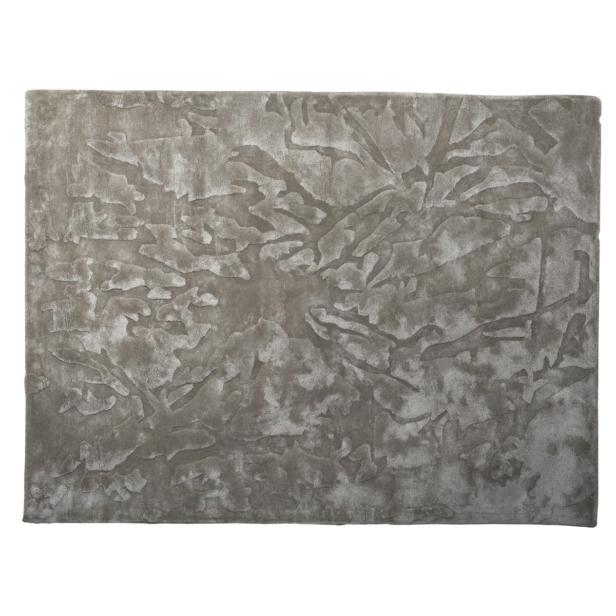 Grey Glacier Area Rug