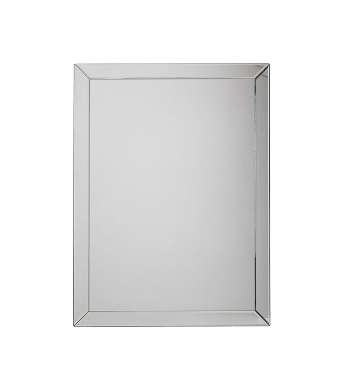 Ella Rectangular Wall Mounted Mirror