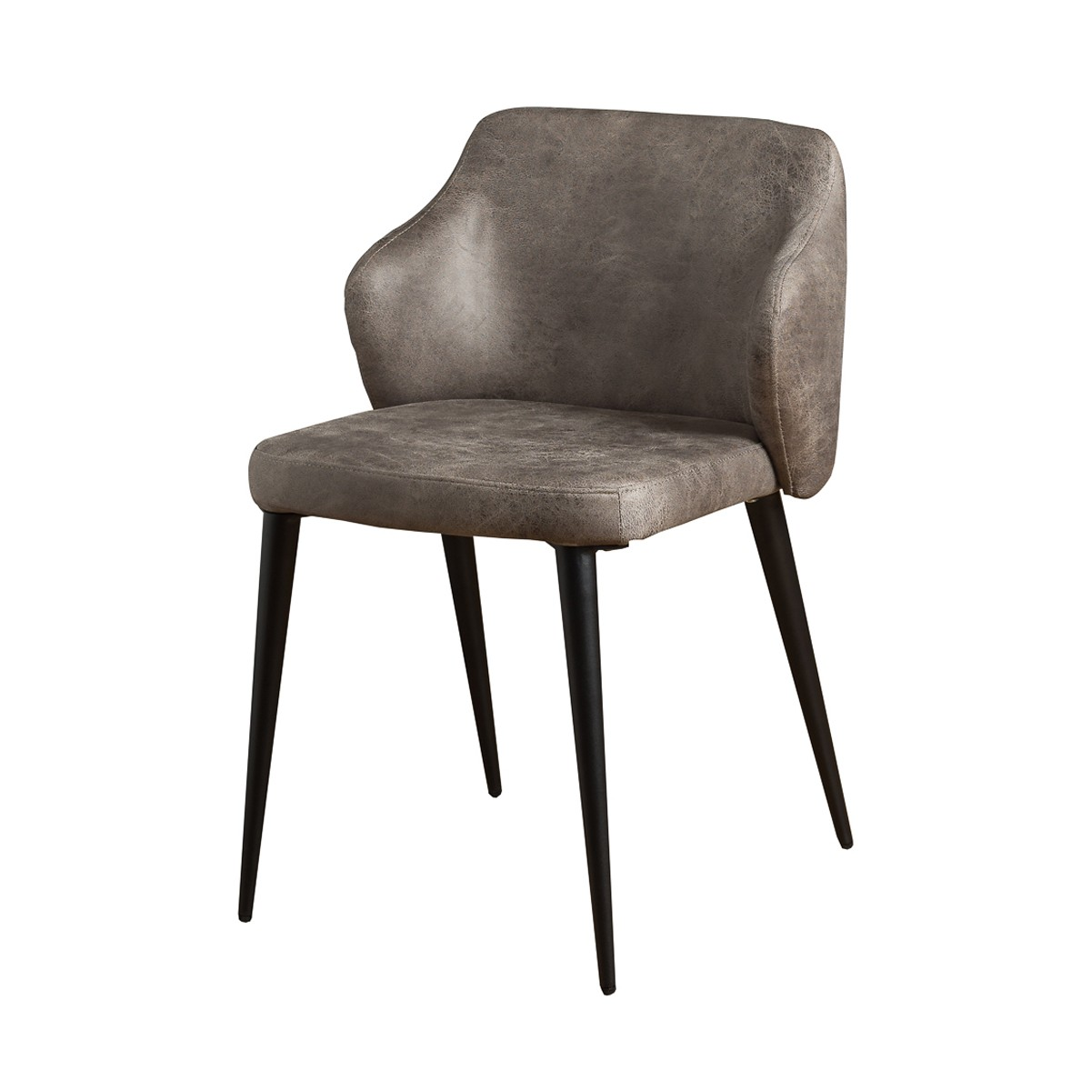 Chip - Vintage Grey Chair