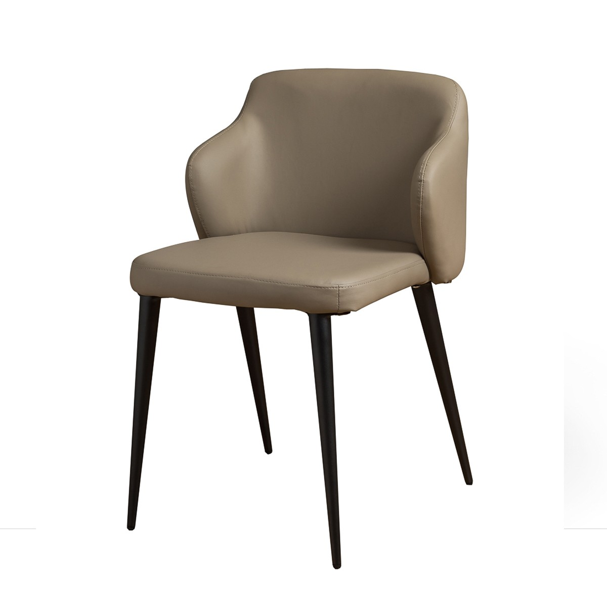 Taupe Dining Chair
