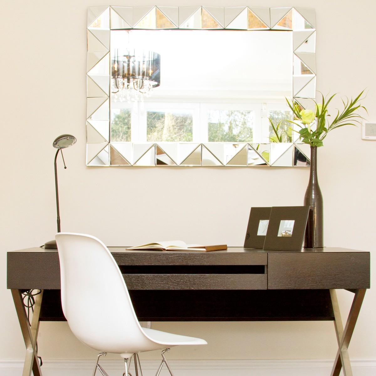 Valentine - Luminous Rectangular Mirror