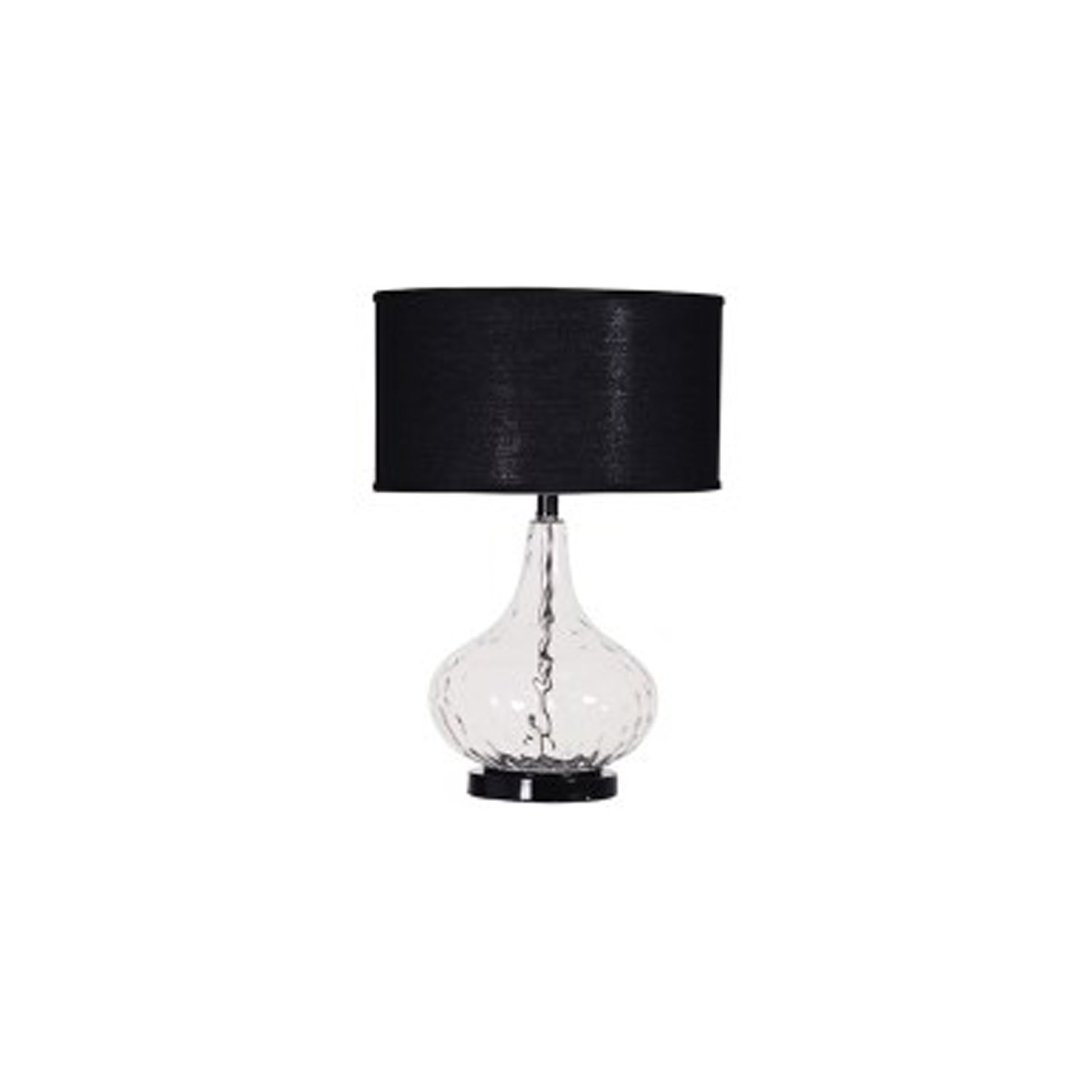 Cosmic Glass Calabash Table Lamp