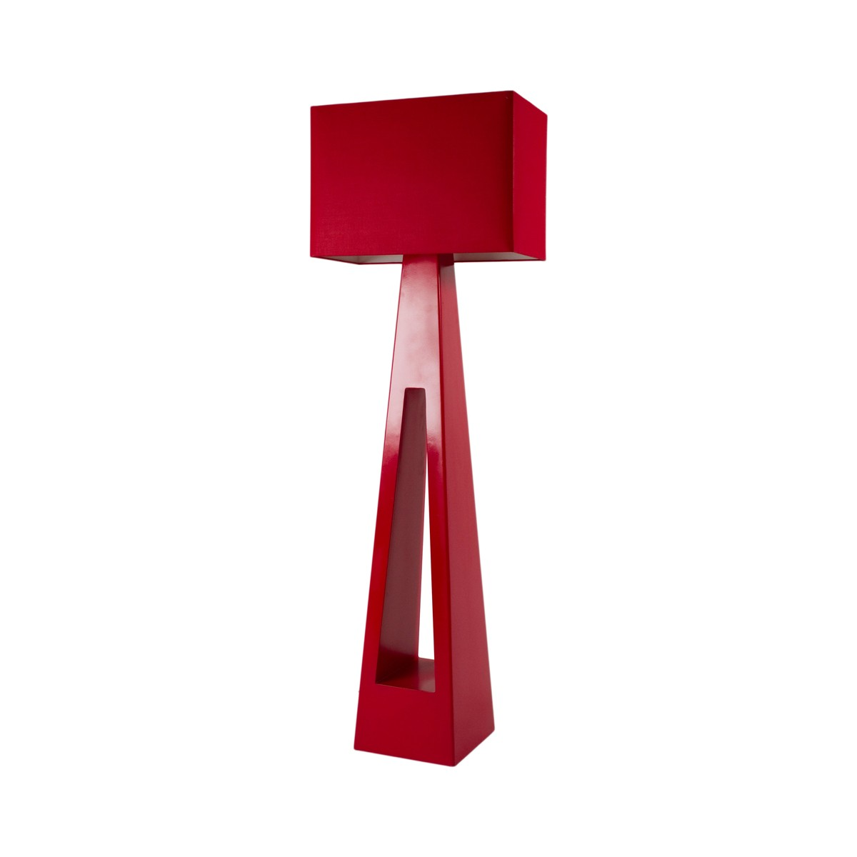 Intensity Floor Lamp - Red Shangrilla