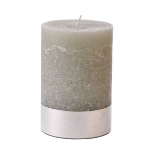 Medium Stone Pillar Candle