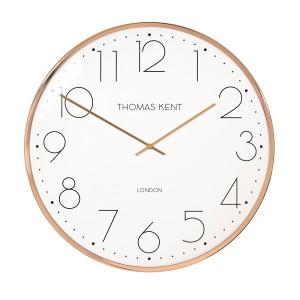 Bay Copper Clock
