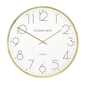 Bay Gold Clock