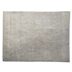 Hassain -  Glacier Rug in Ivory