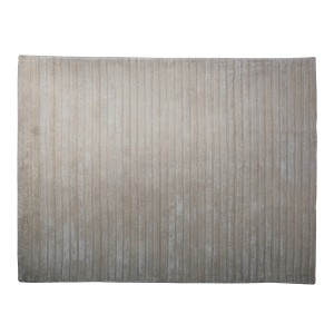 Ivory Stripe Area Rug