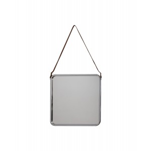 Square Wall Hanging Mirror Large