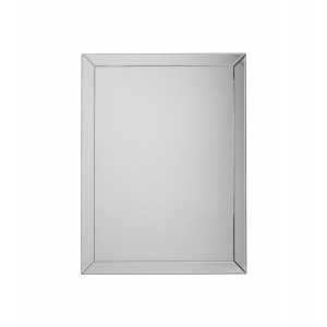 Ella Rectangular Frameless Bevelled Mirror