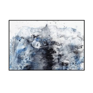 Fluid Art Framed Art Prints