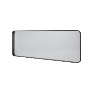 Carmen Rectangular Wall Mirror with Metal Frame