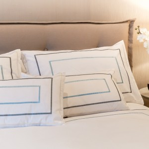 Thick Sateen Stitch Bodouir Pillow Case