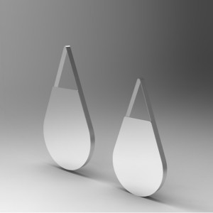 Rain - Mirror Stainless Steel Polishing
