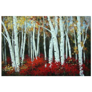 Warm Fall - Artwork Painting